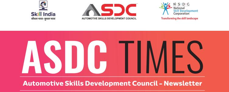 Automotive Skills Development Council - Issue  44