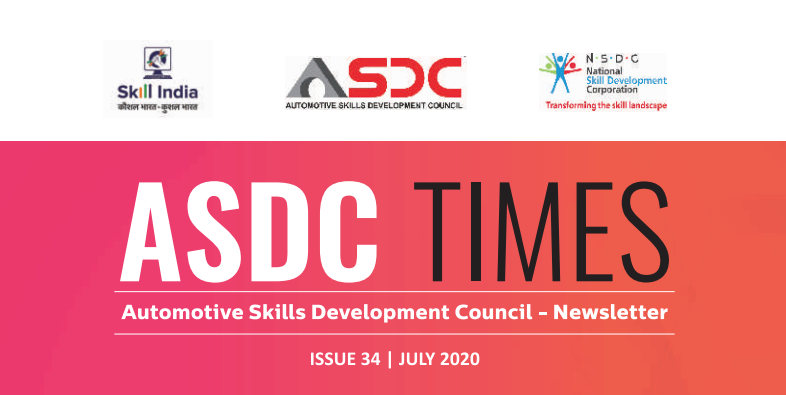 Automotive Skills Development Council - Issue  34