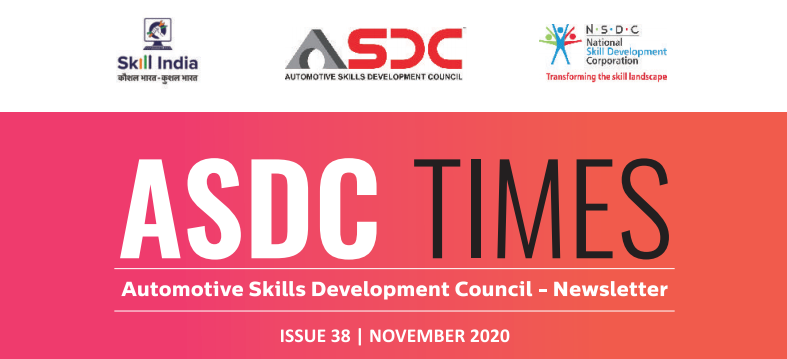 Automotive Skills Development Council - Issue  38