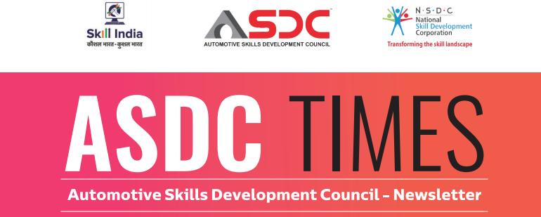 Automotive Skills Development Council - Issue  45