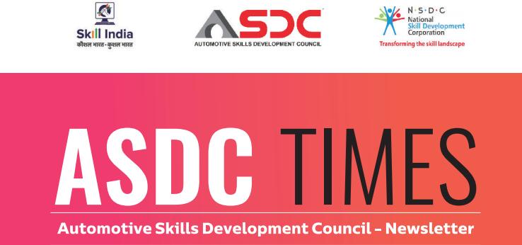 Automotive Skills Development Council - Issue  43