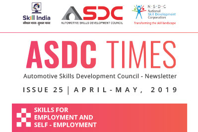 Automotive Skills Development Council  - Issue 25