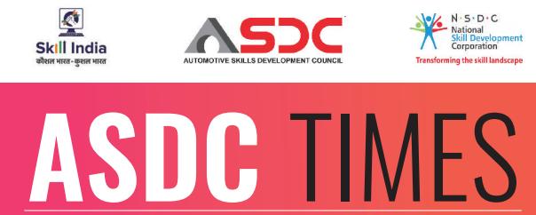 Automotive Skills Development Council - Issue  42