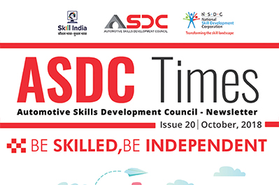 Automotive Skills Development Council - Issue 20