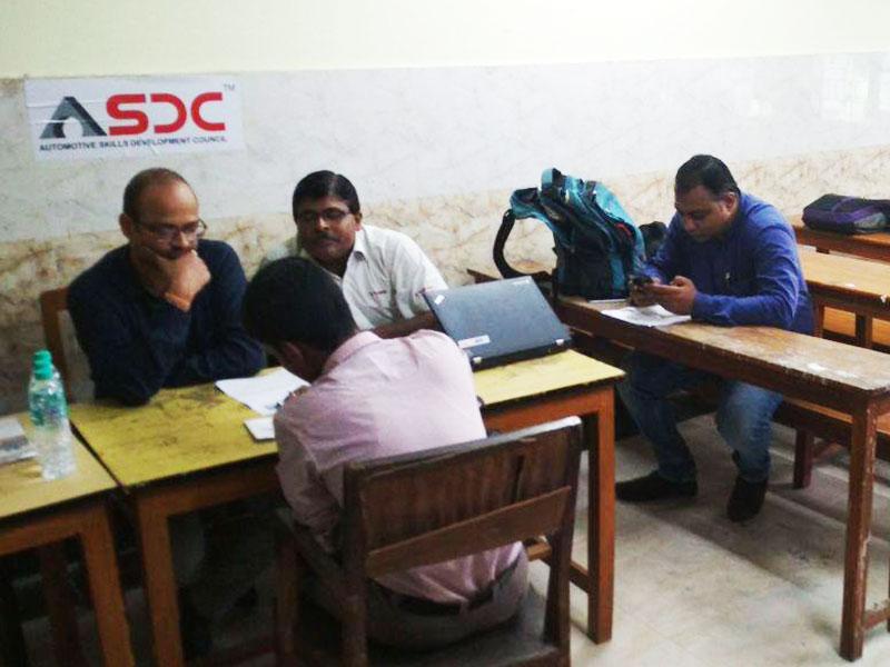 Kolkata Recruitment Drive