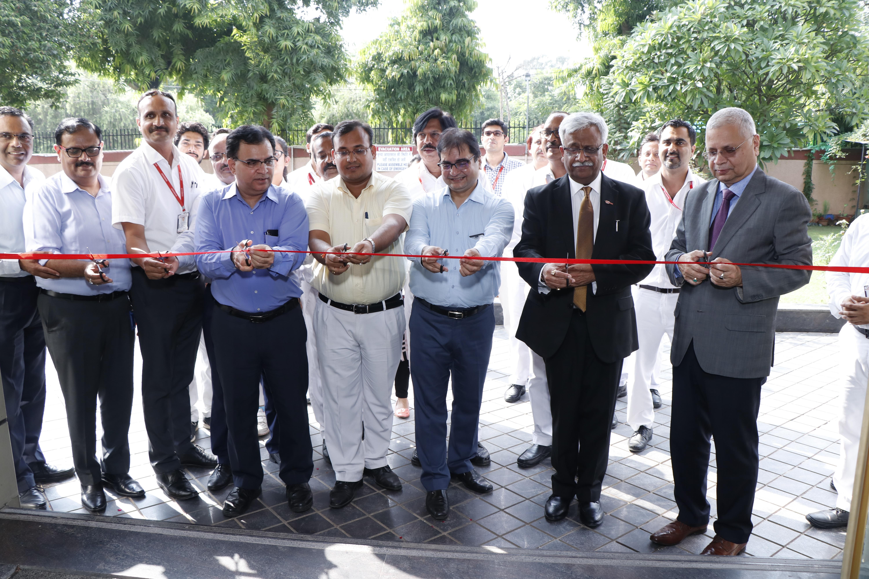 MoU Ceremony at Sandhar Technologies