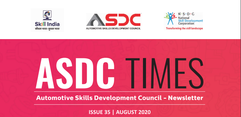 Automotive Skills Development Council - Issue  35