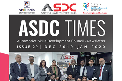 Automotive Skills Development Council - Issue  29