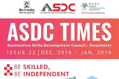 Automotive Skills Development Council - Issue 22