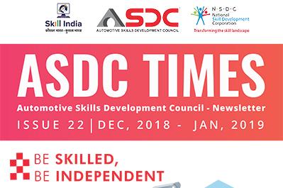 Automotive Skills Development Council - Issue 22