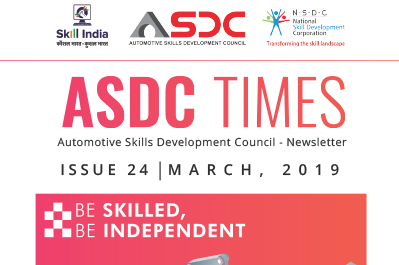 Automotive Skills Development Council - Issue 24