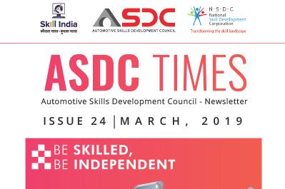 Automotive Skills Development Council - Issue 24