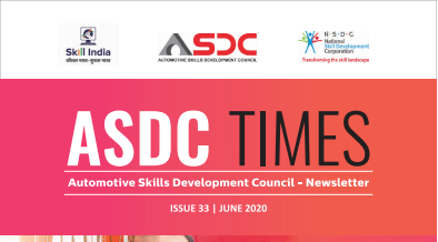 Automotive Skills Development Council - Issue  33