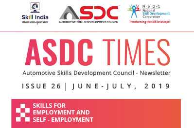 Automotive Skills Development Council - Issue 26