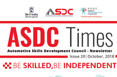 Automotive Skills Development Council - Issue 20