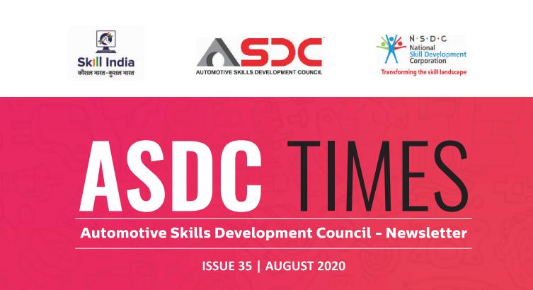 Automotive Skills Development Council - Issue  35
