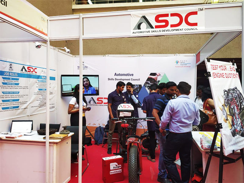 Mumbai Skill Exhibition