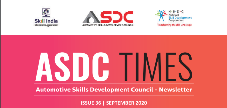 Automotive Skills Development Council - Issue  36