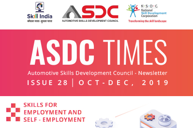 Automotive Skills Development Council - Issue  28