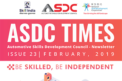Automotive Skills Development Council - Issue 23