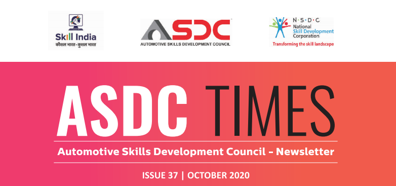 Automotive Skills Development Council - Issue  37