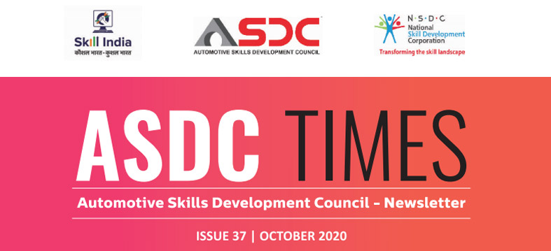 Automotive Skills Development Council - Issue  39