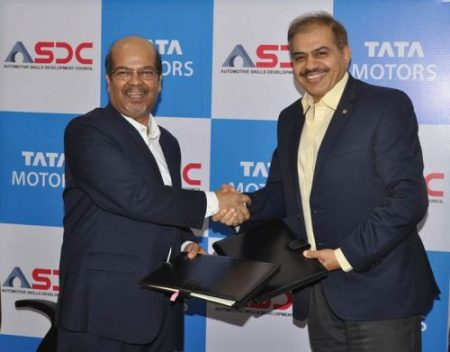 MoU with Tata Motors