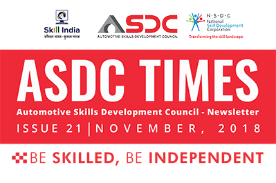 Automotive Skills Development Council - Issue 21