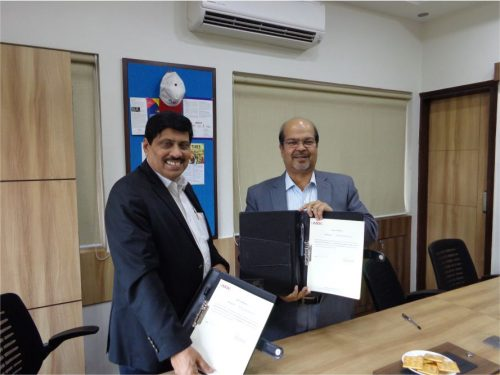 MoU with Maruti