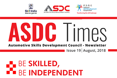 Automotive Skills Development Council - Issue 19
