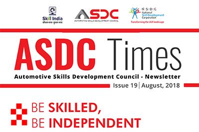 Automotive Skills Development Council - Issue 19